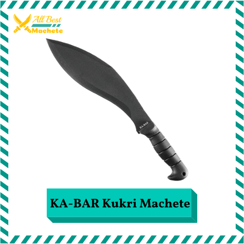 KA-BAR 2-1249-9 Kukri Machete