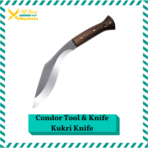 Condor Tool & Knife 60217 Kukri Knife