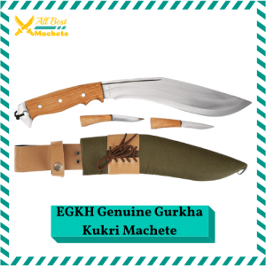 Best Kukri Machete