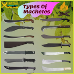 All Types of Machetes & Its uses - Easier for you to Choose the Best One
