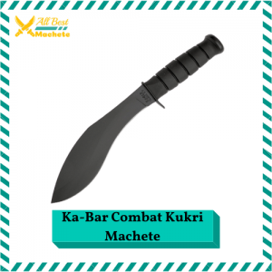 Ka-Bar Combat Kukri Machete