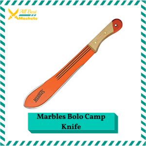 Marbles Bolo Camp Knife