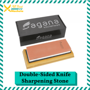Double-Sided Knife Sharpening Stones